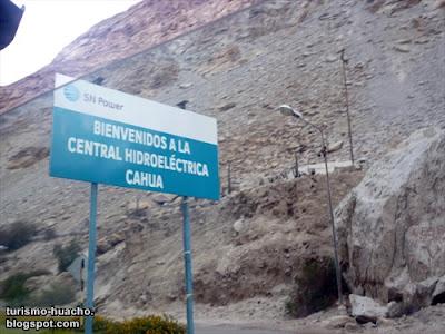 Cahua, Cajatambo