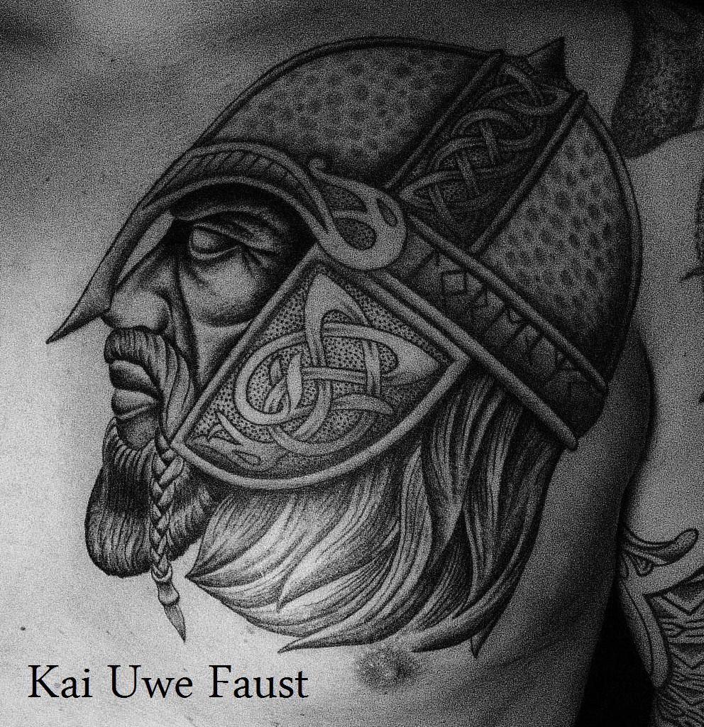 ... is inspired by viking helmets and helmets of Anglo Saxon origin
