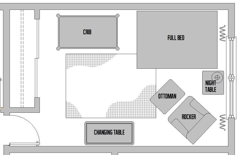 Mamemima Interiors Nursery Into Toddler 39 S Room