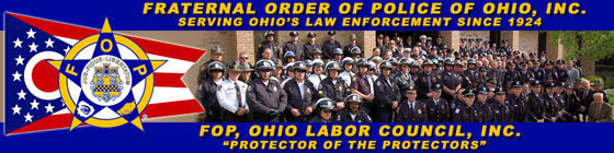 "Their motto is ""Serving Ohio's Law Enforcement"" and ""Protector of the ""Protectors.""  They say nothing about protecting the citizens.  Which is probably why there are virtually no non-whites in this photo."