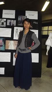 Semana de Moda - Exposição dos Alunos - Gabriela Pereira