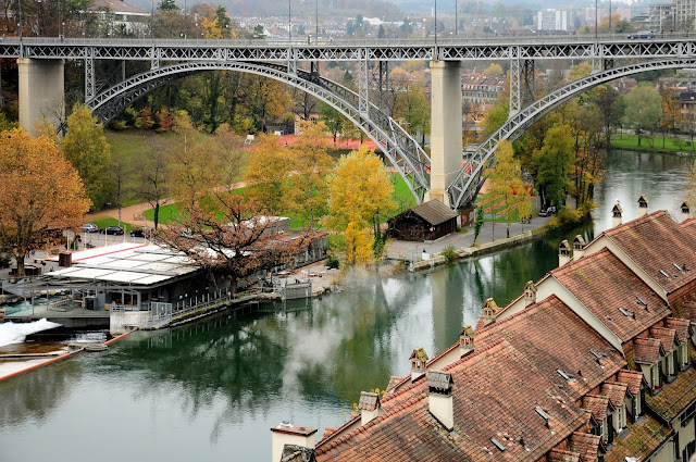 visit bern switzerland automn