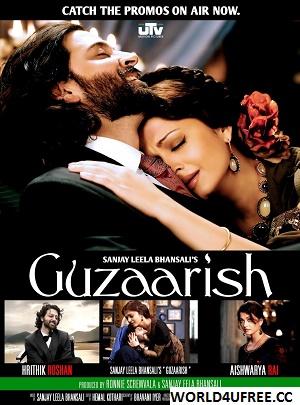 Guzaarish 2010 Hindi HDRip 720p 900mb