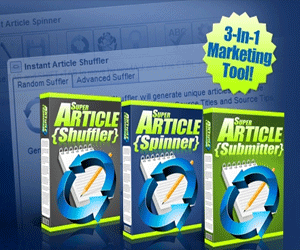 Article Spinner Software