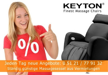 Massagesessel Outlet
