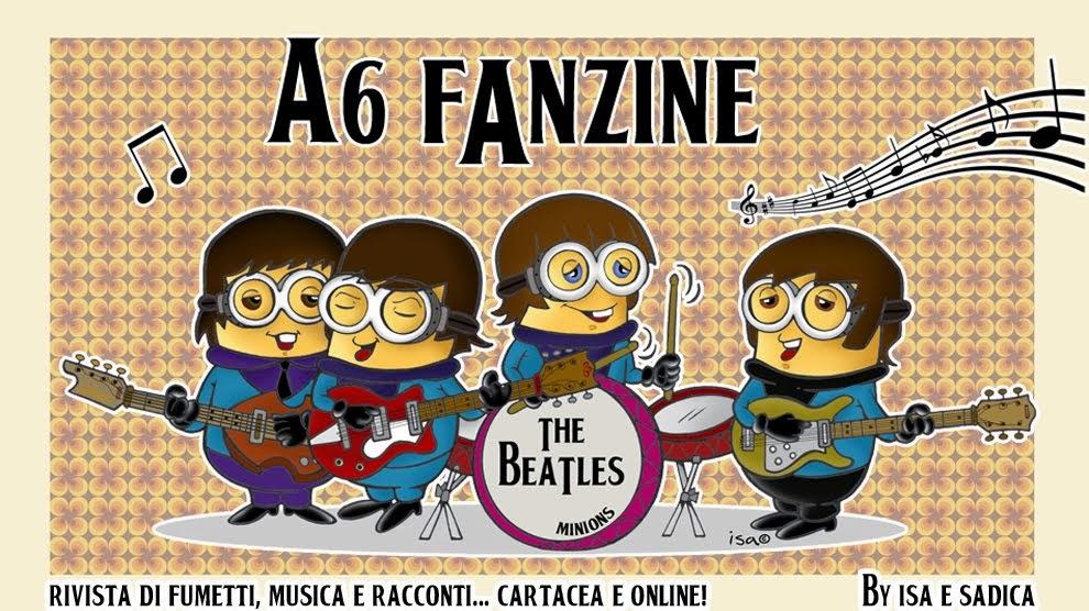 A6 Fanzine