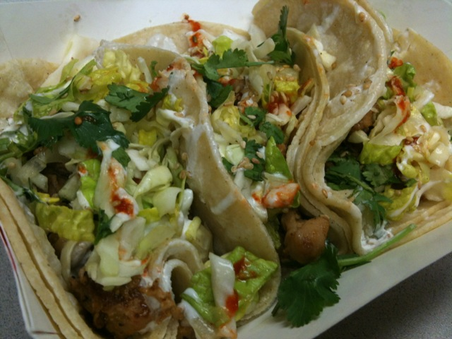 Cook In / Dine Out: Korean Tacos