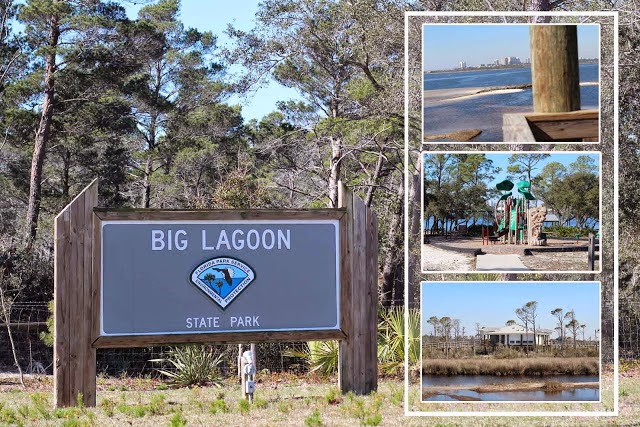 Nearby Big Lagoon State Park