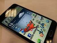 cara update galaxy s2 ke ics, update galaxy note ics