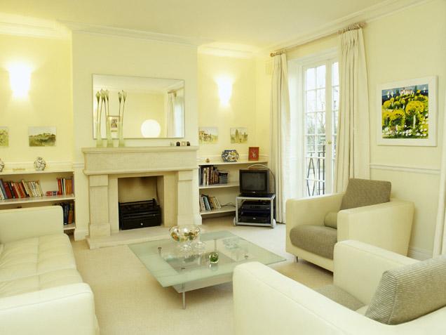 Design decor disha an indian design decor blog for Living room ideas cream