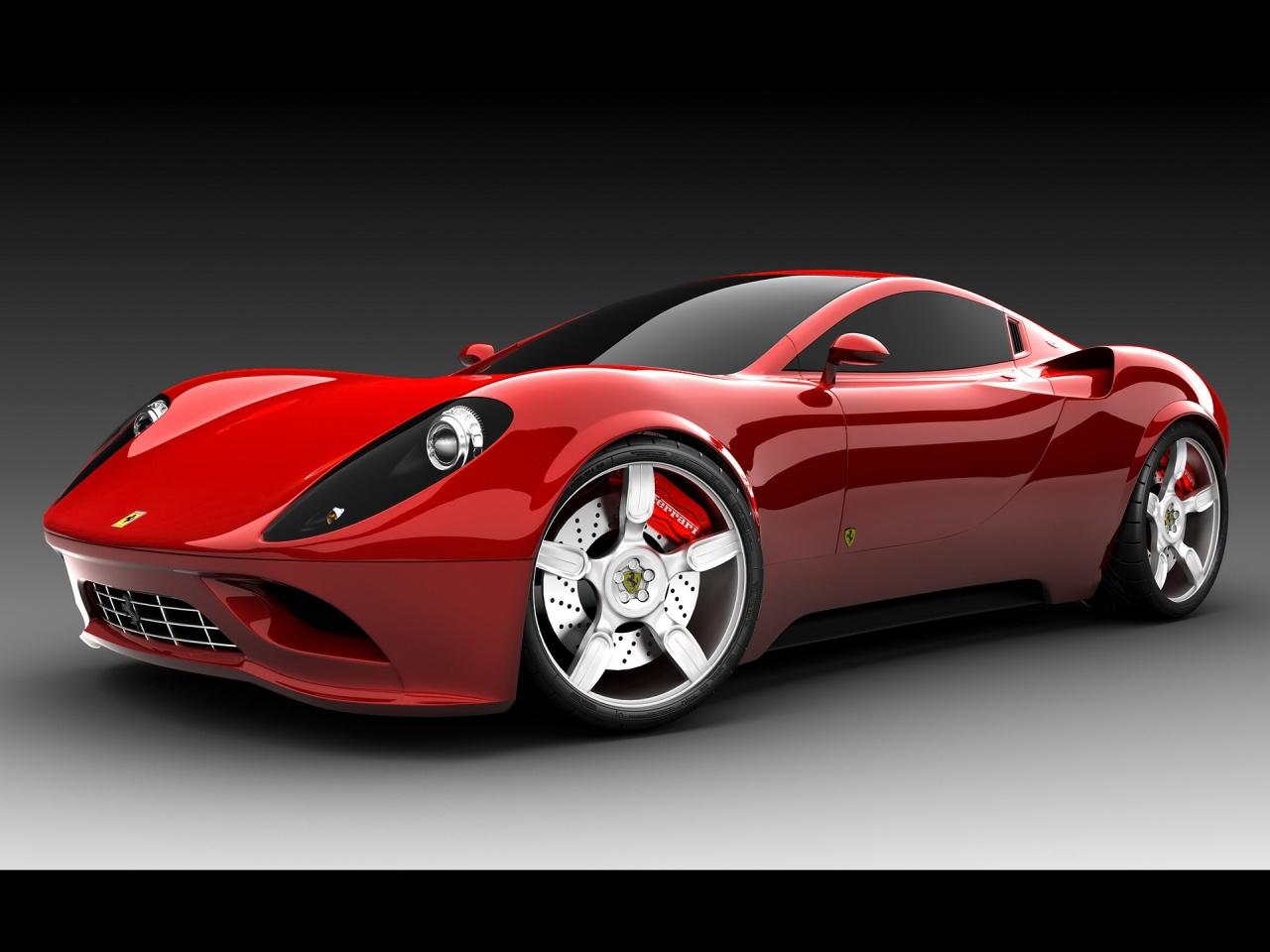 Top Sports Cars Pic Ferrari
