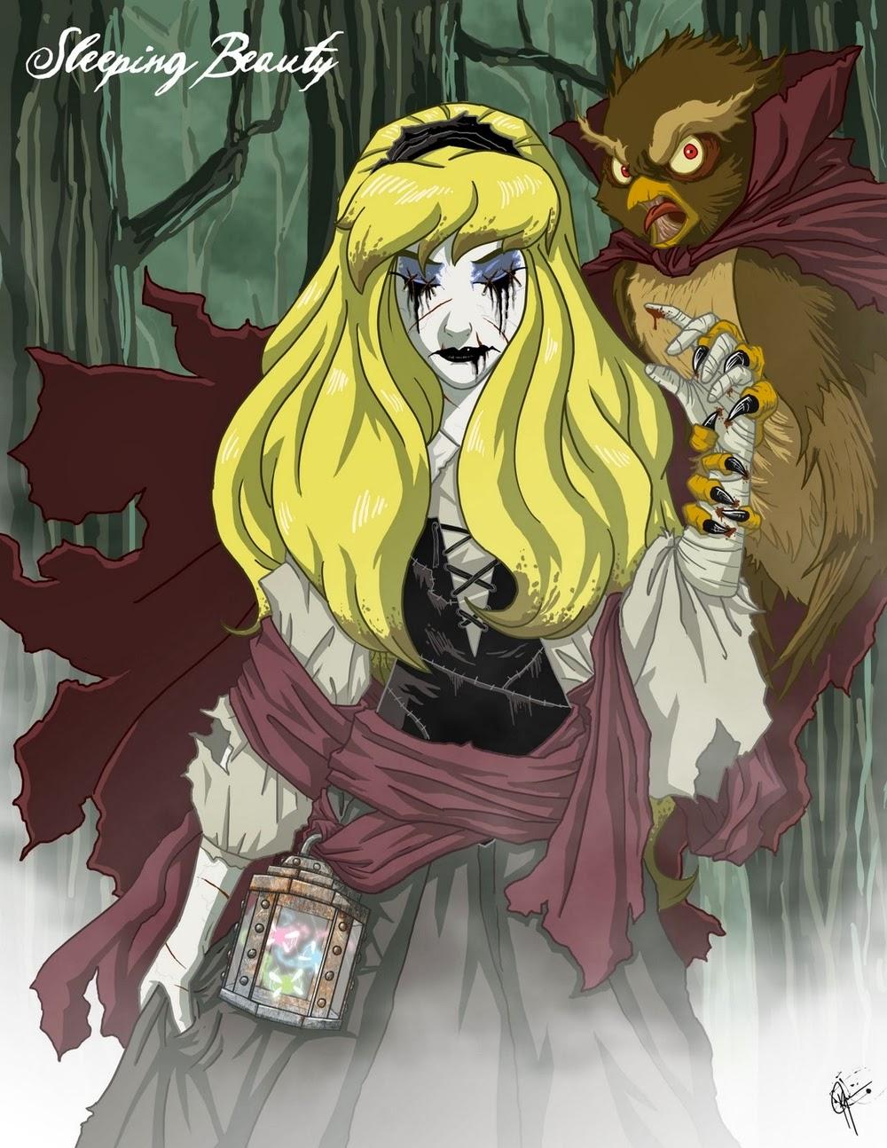 03-Aurora-Sleeping-Beauty-Jeffrey-Thomas-Twisted-Princess-www-designstack-co