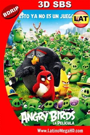 Angry Birds: La Película  (2016) Latino Full HD 3D SBS BDRIP 1080P ()