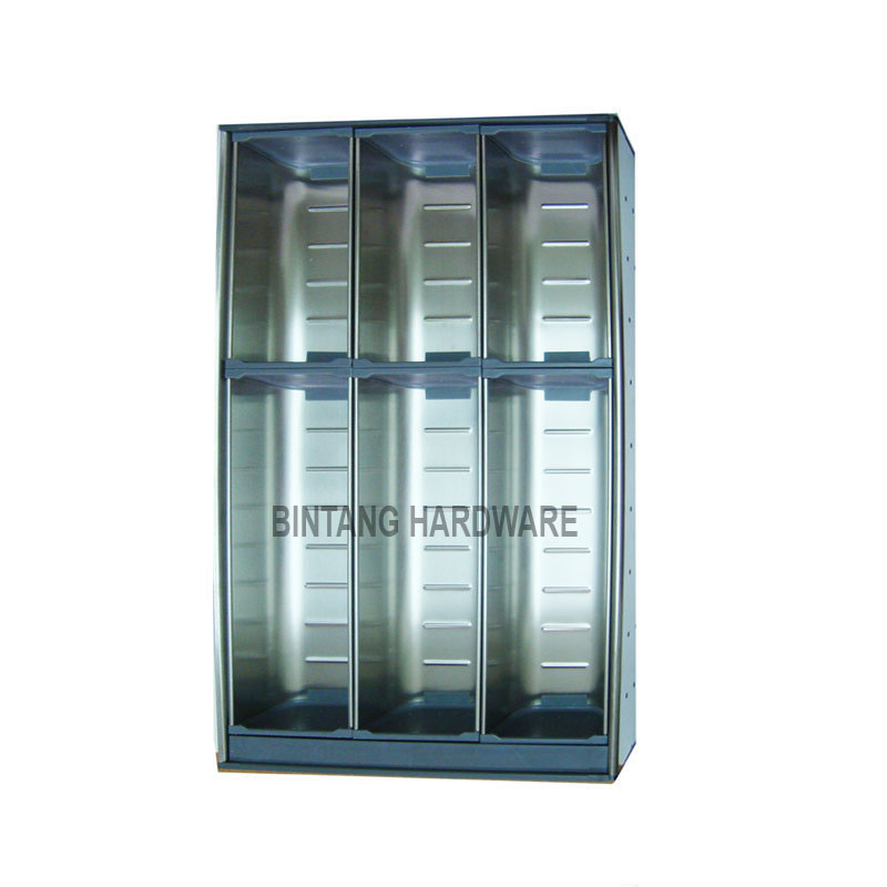 Rak Sendok Kitchen Set: Rak Sendok Cabinet Rack Spoon Stainless