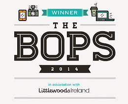 Blog and Online Publishing Awards WINNER