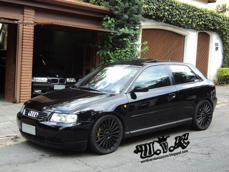 World Version Custom Audi A3 Rebaixado Rodas Aro 18 Quot
