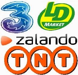 Opportunità di lavoro in 3 Italia, LD Market, Zalando, TNT