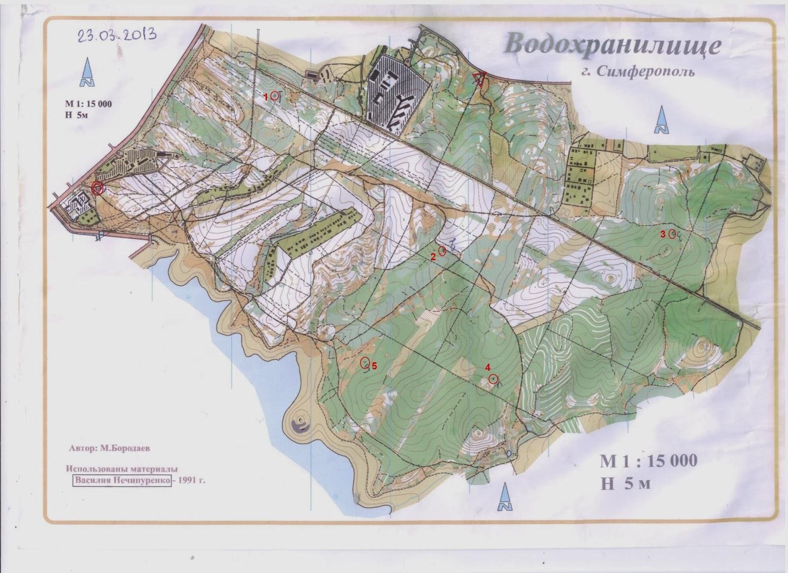 Радиопеленгация (охота на лис, ARDF) и спортивное ориентирование в Виннице и не только. Анализ соревнований