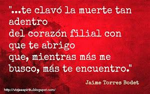 Continuidad, Jaime Torres Bodet