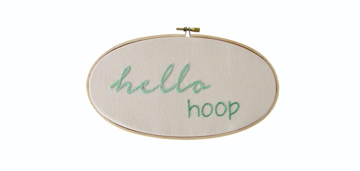 Hello Hoop