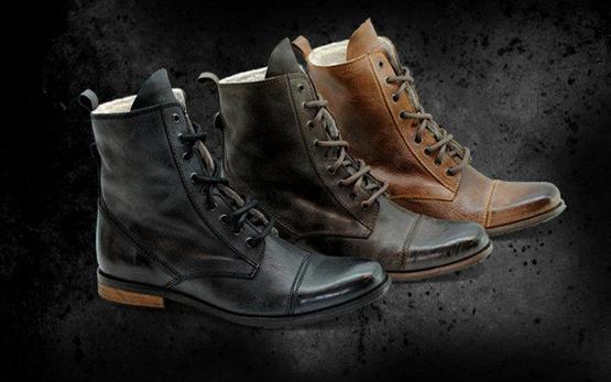 botas otoño invierno 2011 2012 hombre