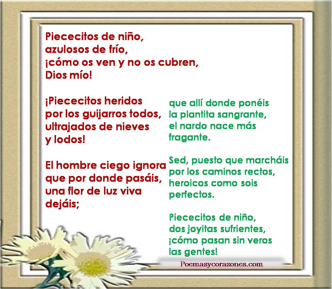 Poemas Para Ninos De La Familia