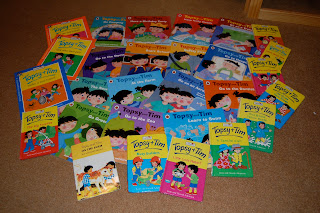 Topsy & Tim books