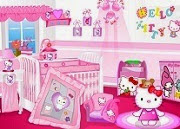 Hello Kitty deco room