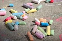 Delicious chalk