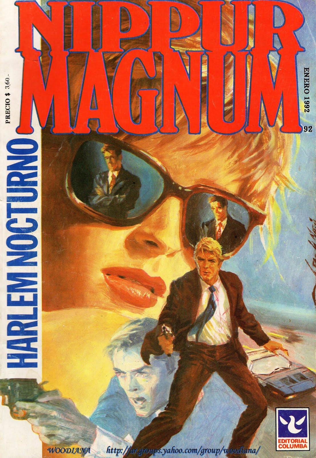 NiPPUR MAGNUM  ED. Columba - Argentina