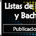El MECD publica la lista provisional de becarios de los niveles de FP medio y superior, y bachillerato.