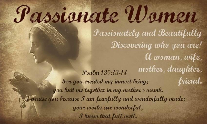 Passionate Women!