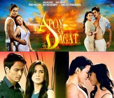 National TV Ratings (February 11): Apoy Sa Dagat Pilot Episode Drowns Temptation of Wife