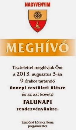 Falunap 2013
