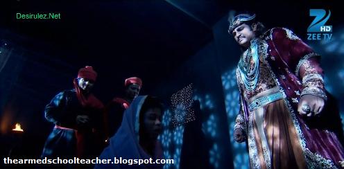 Sinopsis Jodha Akbar episode 244 Tayang Februari 2015