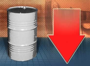 OIL PRICE LOW AFTER THE EARTHQUAKE IN JAPAN