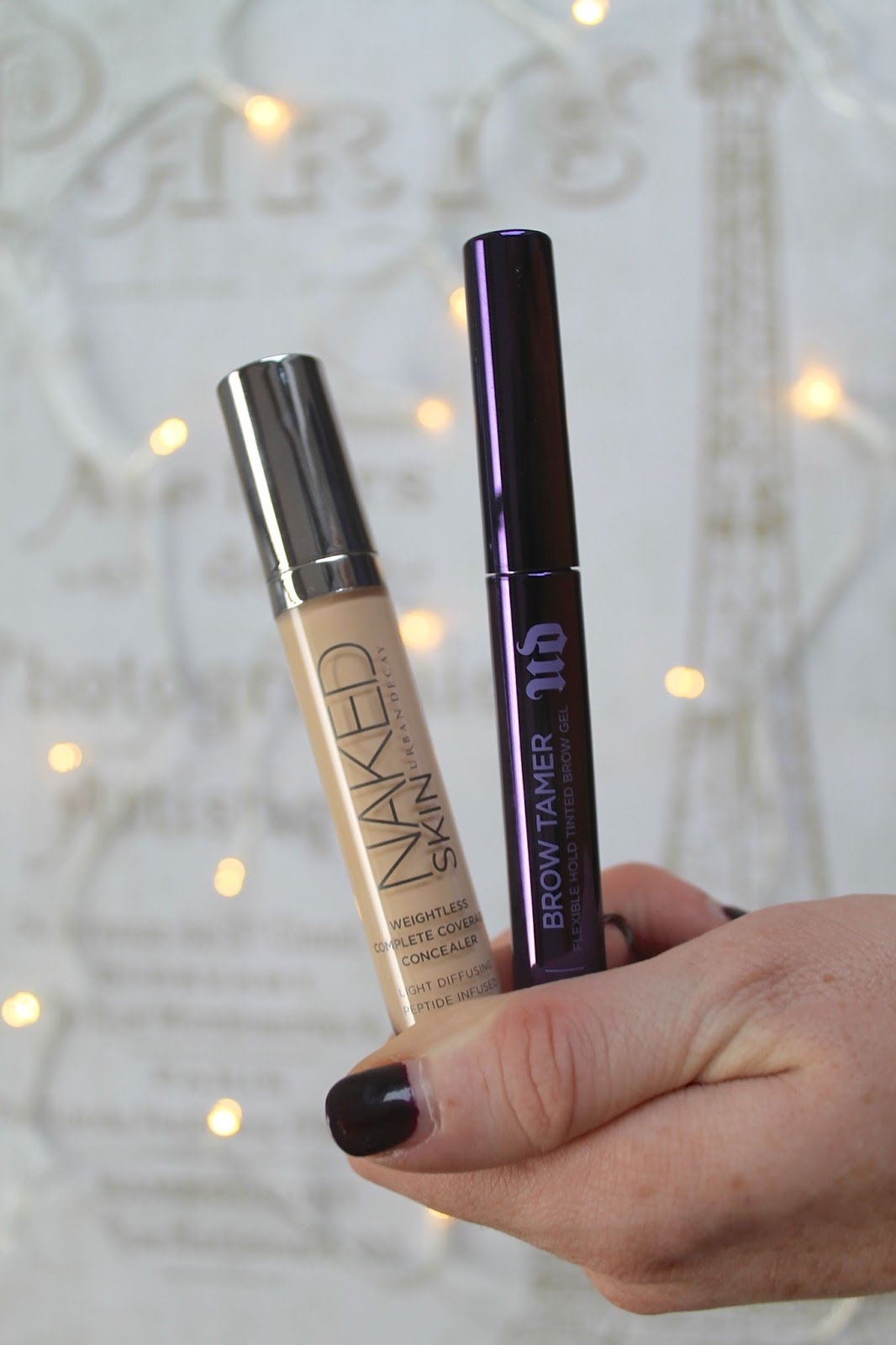 urban decay face beauty haul