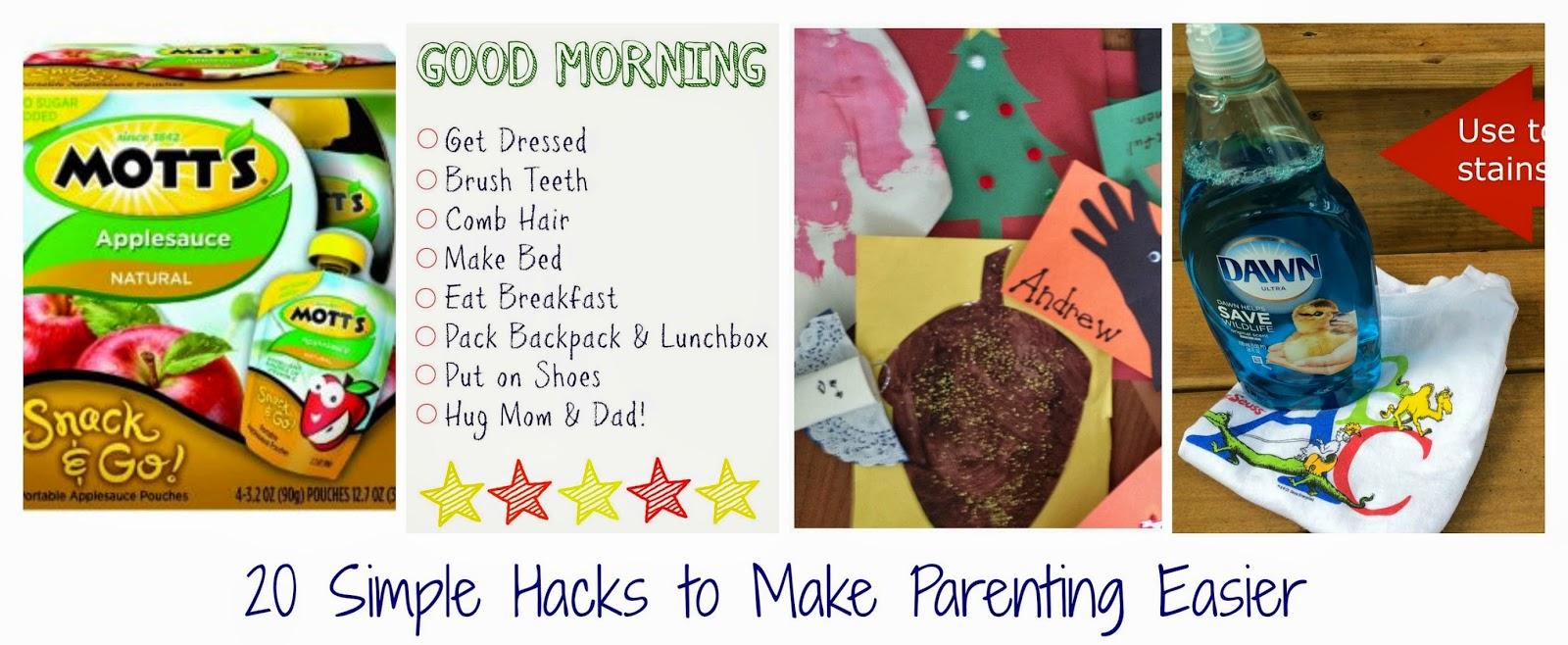 Parenting Hacks || The Chirping Moms