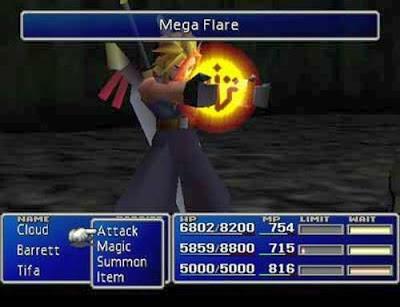 Final Fantasy VII Screenshots 2