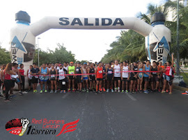 1ra Carrera Red Runners 5k