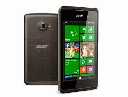 Acer Liquid M220, Spesifikasi dan Harga HP OS Windows Phone Murah 1 Jutaan
