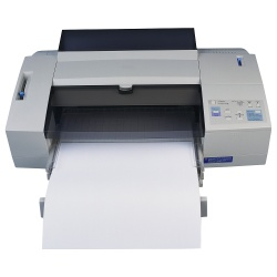 imprimante à jet d'encre (photo)
