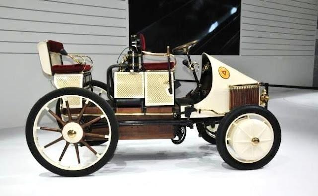 Automóvil eléctrico Lohner-Porsche