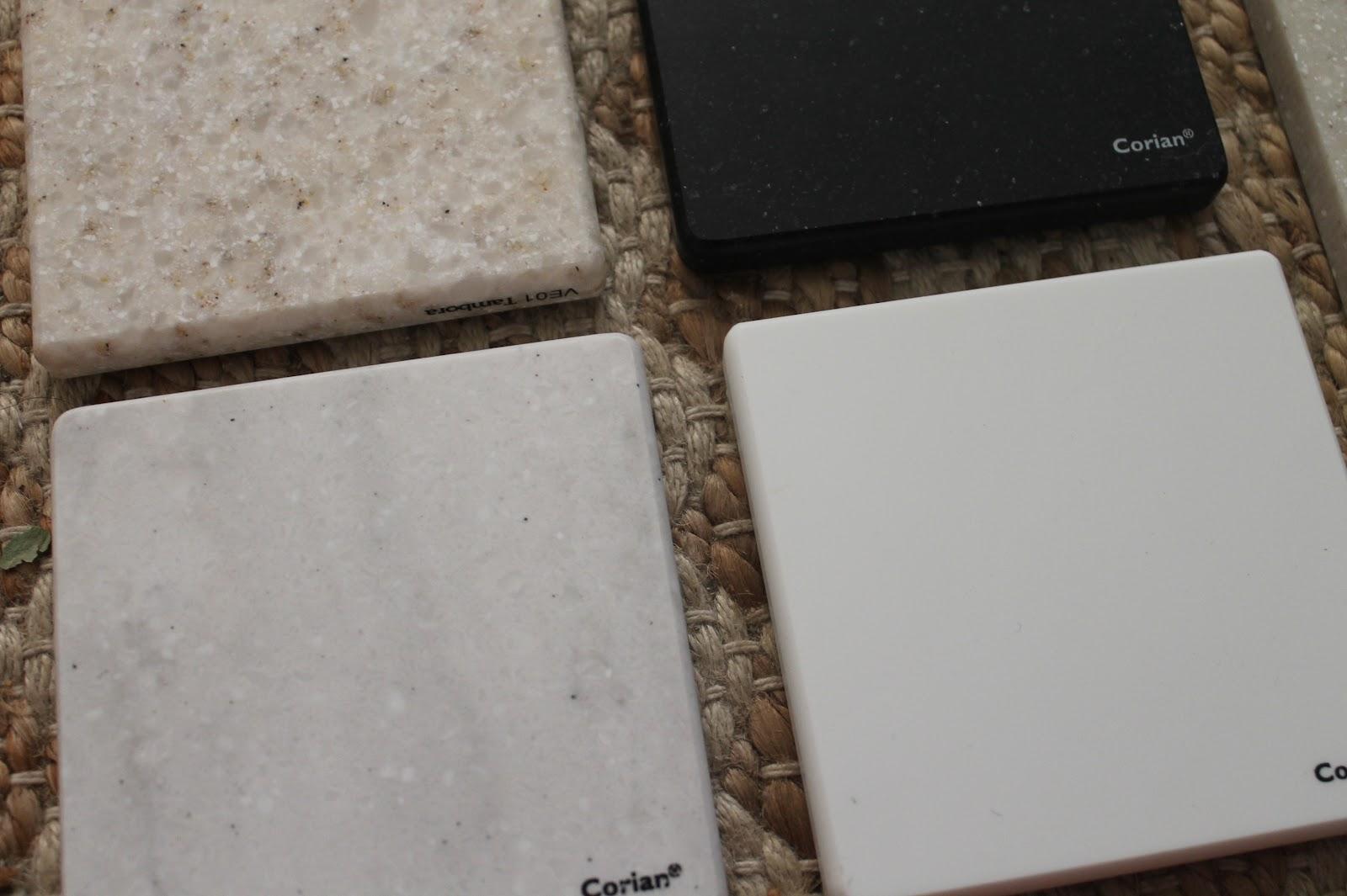 Counter samples home depot center - Option 1