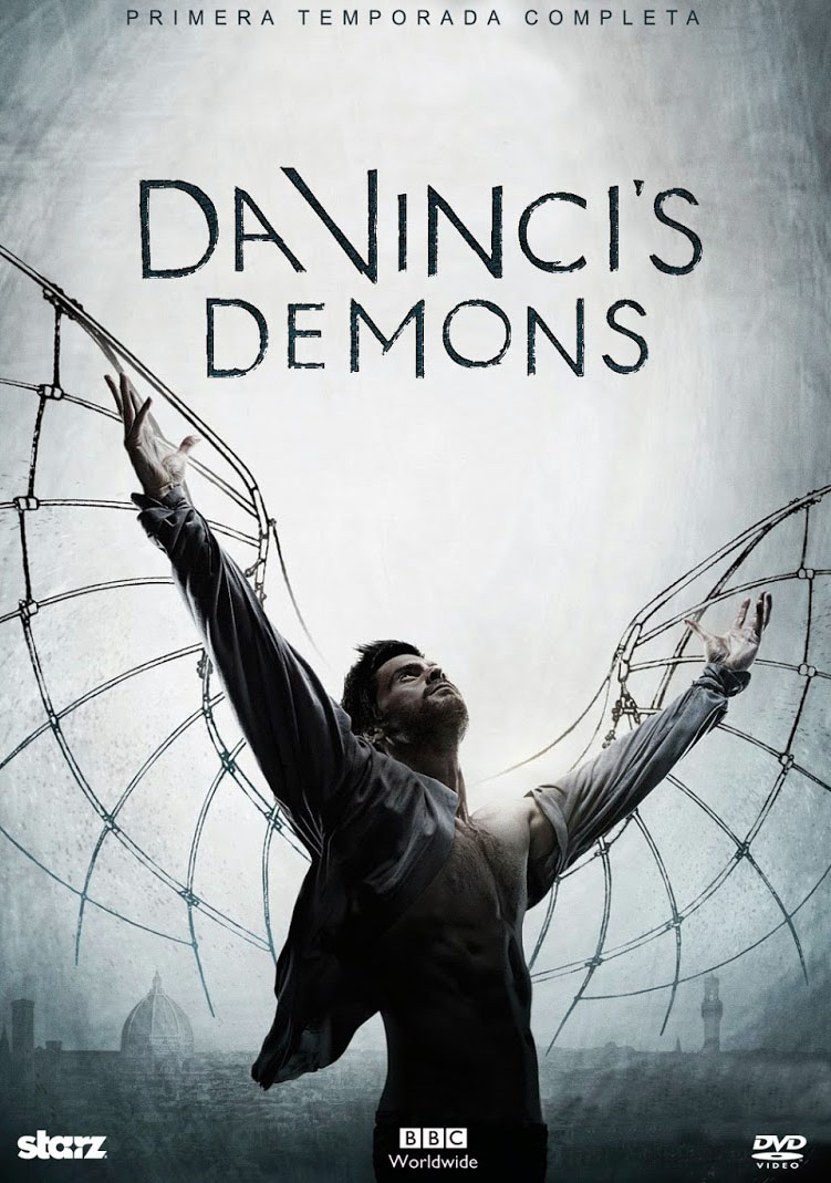Da Vinci's Demons 1ª Temporada Torrent - Blu-ray Rip 720p Dublado (2013)