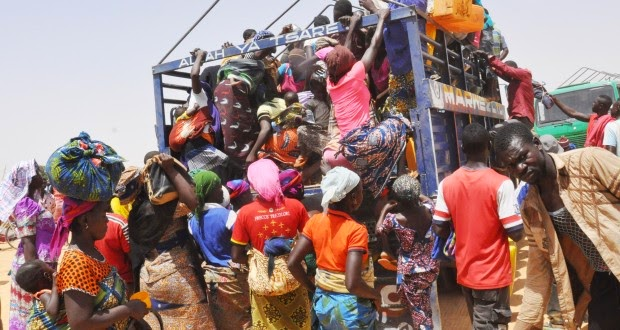nigerians deported from niger republic