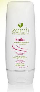 Kaïla Zorah Biocosmétiques