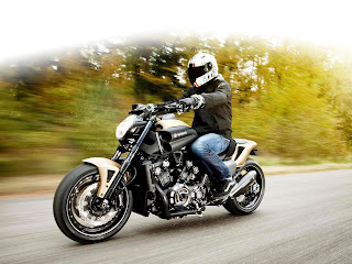 2013 Yamaha VMAX Hyper Modified Marcus Walz Motorcycle Photos 3