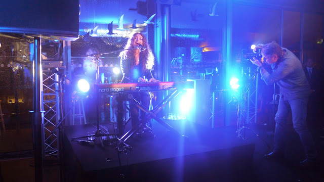 Rae Morris at Grey Goose VX Launch party at The Mondrian London
