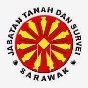 Jawatan Kerja Kosong Jabatan Tanah dan Survei Negeri Sarawak logo